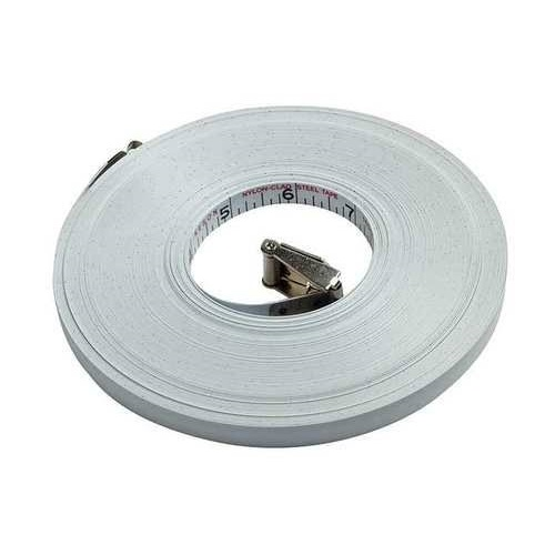 Keson NRF18-100 - 100 ft. Steel Tape Refill with Hook End - Inches and 8ths