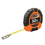 Keson ST3X Series 50' Steel Blade Measuring Tape with Speed Rewind (2 Models Available) ET10214