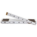 Keson Brick Mason Wood Ruler - WR18BL ET10313