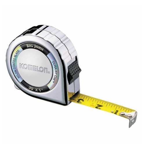 Komelon 416-535C - 35 FT Big John Tape Measure