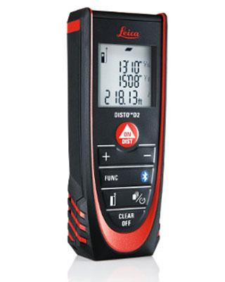 Leica Disto D2 Laser Distance Meter Measuring Device Tool
