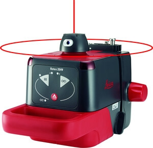 Leica Roteo 20HV Rotary Laser Level Package 772789