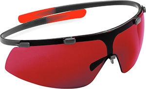 Leica GLB30 Red Laser Glasses 780117