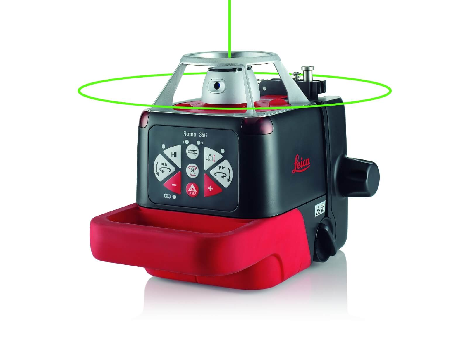 Leica Roteo Green Rotating Laser 35G ES5126