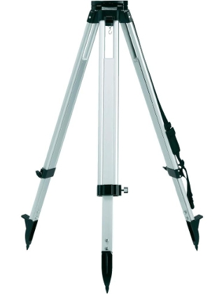 Leica CTP106-1 Flat-Head Aluminum Tripod with side Screws 789913 ES5127