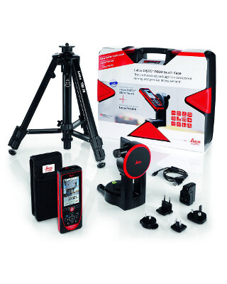 Leica Disto D810 Touch Laser Distance Meter Package 806648 ES5443