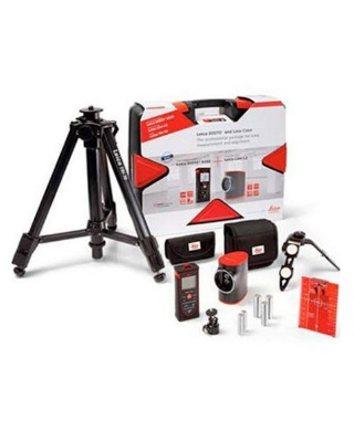 Leica 806656 - Disto D210 Laser Distance Meter Kit with Lino L2 ES7534