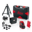 Leica 820685 - Lino L2P5 Point and Cross Line Laser - Professional Package ES7546