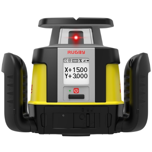 Leica Rugby CLA Rotary Laser with CLX600 Software (6012283)