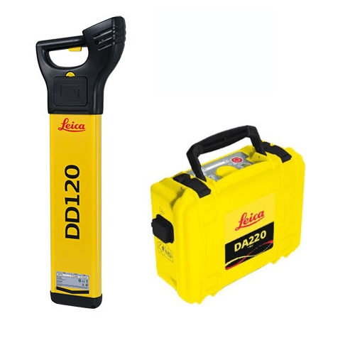 Leica DD120 Series Utility Locator Package 6014155