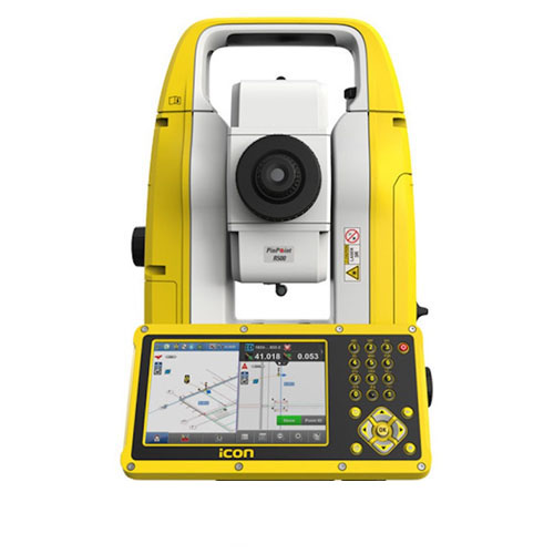 Leica iCON 2-Second iCB50 Manual Construction Total Station - 879714