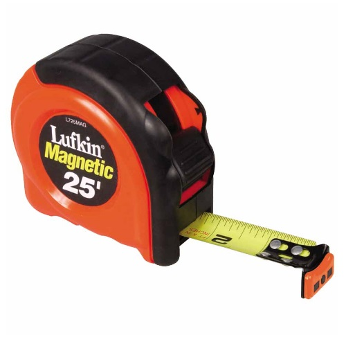 Lufkin 182-L725MAG - 25 FT 700 Series Magnetic Power Tape