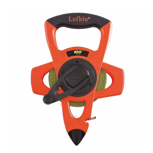 Lufkin 182-PS1806DN - 100 FT Pro Series Nyclad Tape Measure