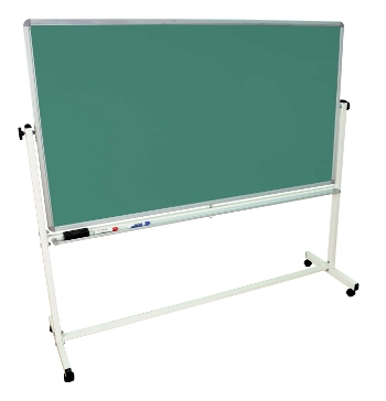 "Luxor Double Sided Magnetic White Board 72"" x 40"" ES4537"