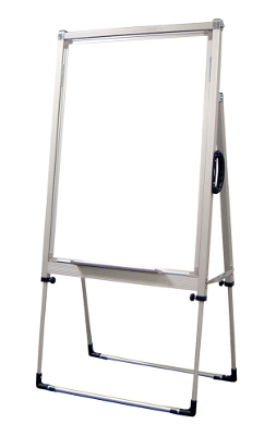 Luxor Adjustable Whiteboard with Handle L240