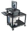 Luxor Overhead Projector Cart (2 Models Available) ES4549