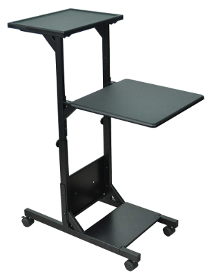 Luxor Adjustable Height Presentation Station WPS3 ES4577