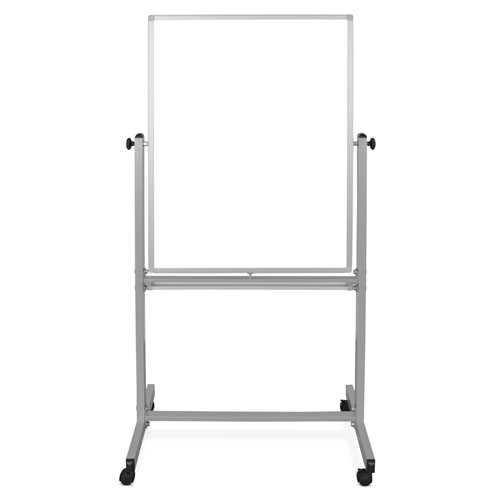 Luxor Double Sided Magnetic White Board 30 x 40 MB3040WW ES4582