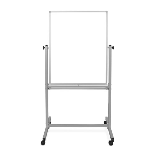 "Luxor Double Sided Magnetic White Board 30"" x 40"" MB3040WW ES4582"
