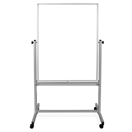 "Luxor Double Sided Magnetic White Board 36"" x 48"" MB3648WW ES4583"