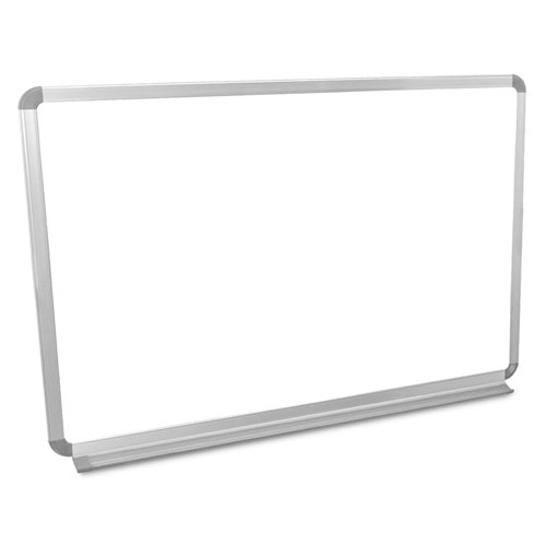 Luxor Wall Mounted Large Whiteboard Wall Mount Whiteboard