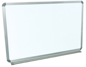 Luxor Large Wall Mounted Whiteboard (3 Sizes Available) ES4738
