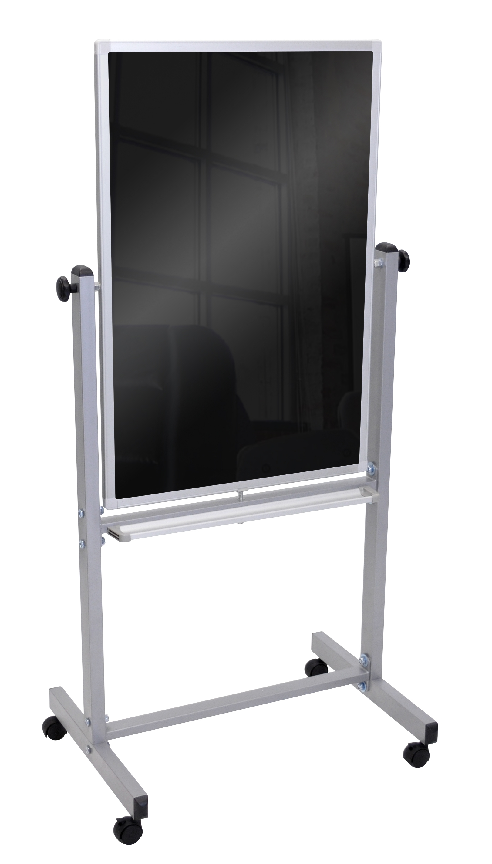Luxor Double Sided Mobile Black Board BM3040M ES5211