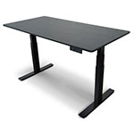 "Luxor 60"" 3-Stage Dual-Motor Electric Stand Up Desk - STANDE-60 (3 Models Available) ES6666"