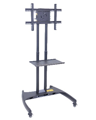 Luxor FP2500 - Adjustable Height LCD TV Stand and Mount ES7449