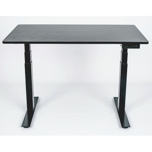 Luxor 48 3 Stage Dual Motor Electric Stand Up Desk Stande 48 Bk