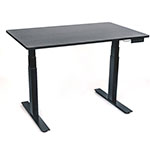 "Luxor 48"" 3-Stage Dual Motor Electric Stand Up Desk - STANDE-48 (3 Colors Available) ES9101"