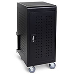 Luxor 24 Tablet/Chromebook Charging Cart - LLTM24-B ET10098