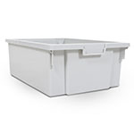 Luxor Stackable Storage Bins (4 Large) - MBS-BIN-4L ET10433