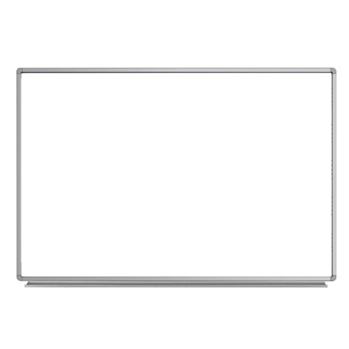 "Luxor 72""W x 48""H Wall-Mounted Magnetic Whiteboard - WB7248W"