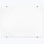 "Luxor 48""W x 36""H Magnetic Wall-Mounted Glass Board - WGB4836M ET10526"