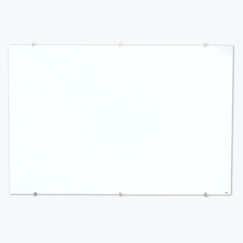 "Luxor 60""W x 40""H Magnetic Wall-Mounted Glass Board - WGB6040M"