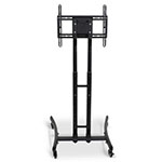 Luxor Adjustable-Height Rolling TV Stand - FP1000 ET10537