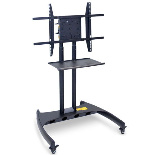 Luxor Adjustable-Height Rotating LCD TV Stand + Mount - FP3500