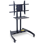 Luxor Adjustable-Height Rotating LCD TV Stand + Mount - FP3500 ET10538