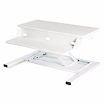 "Luxor Level Up Pro 32"" Standing Desk Converter - White - LVLUP PRO32-WH ET10543"