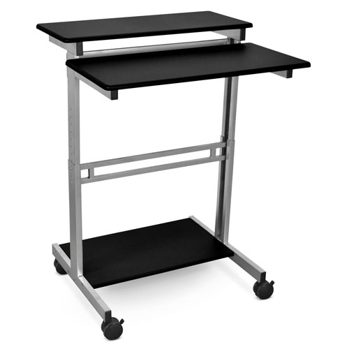 "Luxor 31.5"" Adjustable Stand Up Workstation - STANDUP-31.5-B"