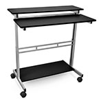 "Luxor 40"" Adjustable Stand Up Desk - STANDUP-40-B ET10557"