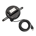 Luxor 20' Retractable Power Cord - Two-Outlet - RE20 ET10558