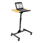 Luxor Adjustable-Height Mobile Lectern - LX9128 ET10697