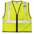 ML KISHIGO Economy Series Mesh Safety Vest - Lime (4 Sizes Available) ES8570