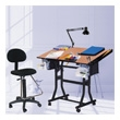Martin Universal Design Creation Station Deluxe Hobby Table Package U-DS90041B (Black) ES3867