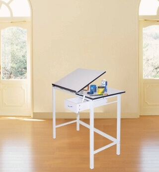 Martin Universal Design Martin Manchester Drawing/Hobby Table U-DS1922W ES3870