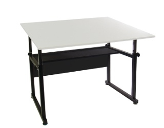 "Martin Universal Design Martin Ridgeline 36x48"" Table U-DS6000P ES3896"