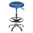 Martin Universal Design Artisan Drafting Stool 91-01250BL (Metallic Blue) ES3913