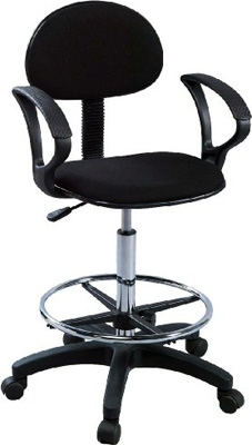 Martin Universal Design Stiletto Drafting Chair with Arms 91 ...
